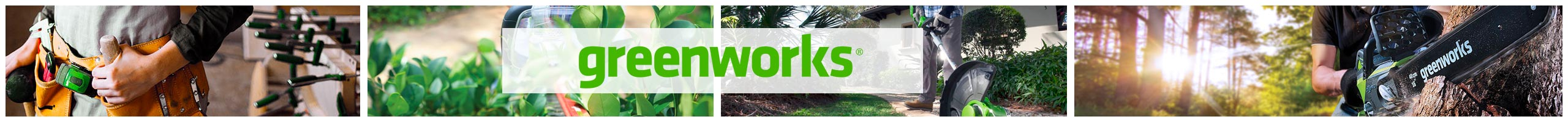 Test et avis outil jardin Greenworks pas cher
