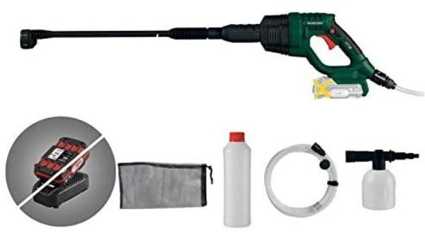 Nettoyeur à pression sans fil Parkside PDRA 20 - Li A1, 20 V