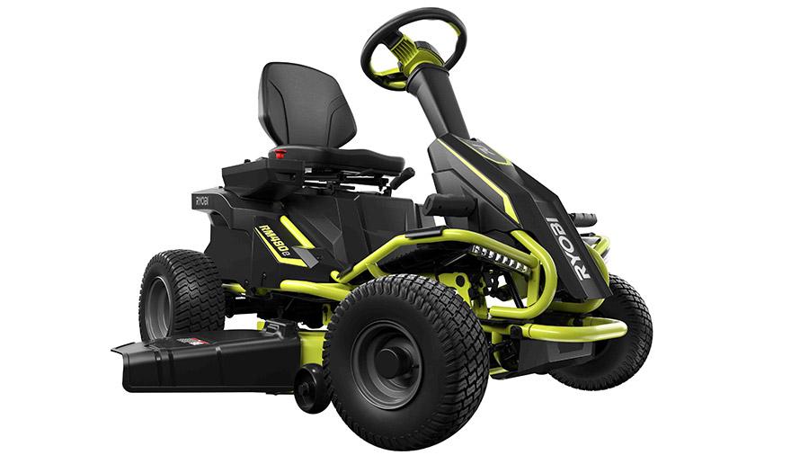 Tondeuse autoportee Rider Brushless 48V 96 cm RM80E
