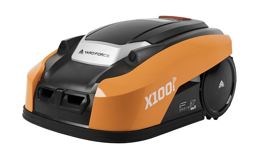 Tondeuse Robot Yard Force X100i