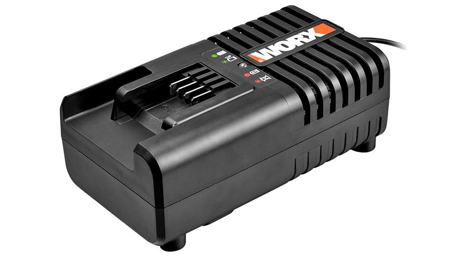 Chargeur rapide 20V WA3860 Worx