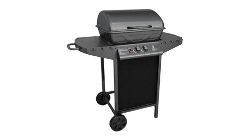 Barbecue à gaz vidaXL