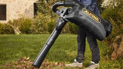 Le souffleur aspirateur thermique ABL 27 V Alpina