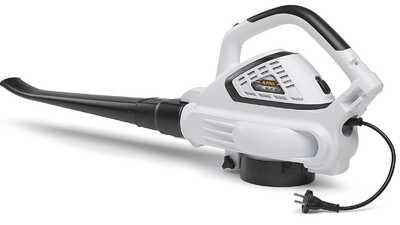 Le souffleur aspirateur électrique ABL 2 Alpina
