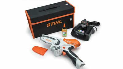 Scie de jardin à batterie STIHL GTA 26 – Pack complet
