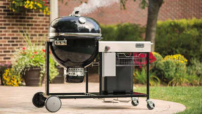 Barbecue Summit Charcoal grilling Center Weber
