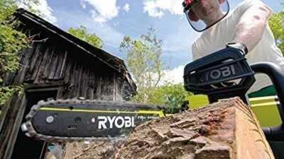 Tronçonneuse électrique Ryobi RCS2340B2C
