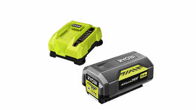 Pack batterie chargeur 36 V Ryobi RY36BC60A-140