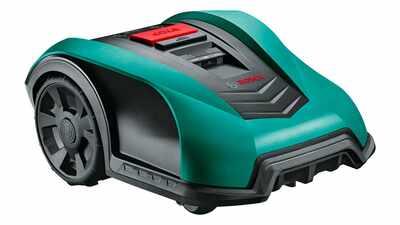 test et avis Tondeuse robot Indego 350 Bosch promotion pas cher