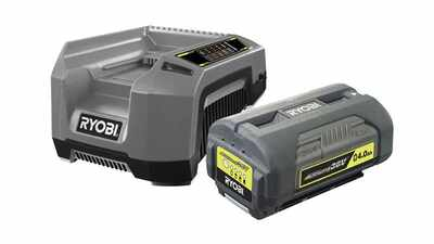 test et avis batterie et chargeur ryobi RBPK3640D5A Max Power prix pas cher