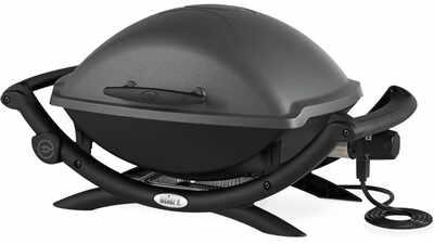 Barbecue électrique Q 2400 Weber