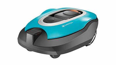 Test et avis de la tondeuse à gazon robot Gardena Smart Sileno