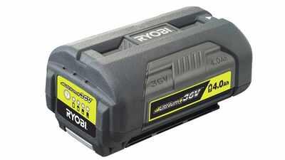 test et avis batterie Ryobi 36 V 4,0 Ah BPL3640D Max Power prix pas cher