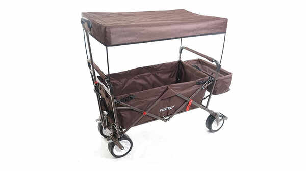Transport pliable marron JW-76BR FUXTEC