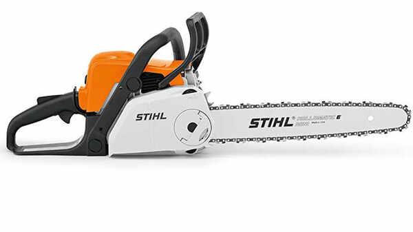 La tronçonneuse électrique MSE 210 C-B STIHL