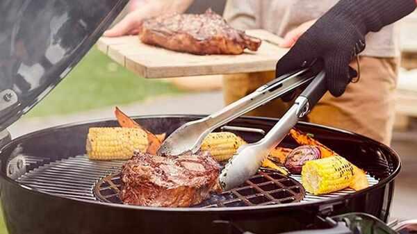 barbecue à charbon WEBER Master-Touch GBS Premium E-5775 57 cm