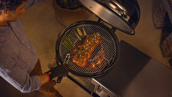 Barbecue Master touch GBS 57 Weber