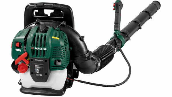 L'aspirateur et souffleur de feuilles à essence Parkside PBLG 52 A1, 1600 W