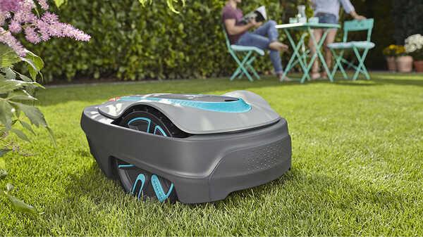 Tondeuse robot Gardena R50Li