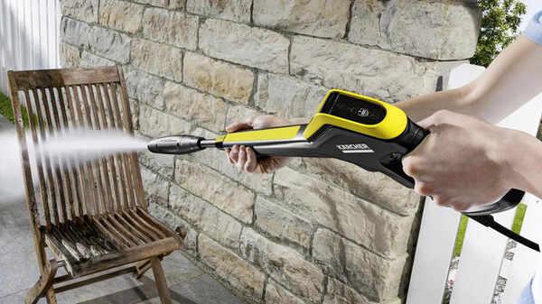avis et prix nettoyeur haute pression K4 Full control home