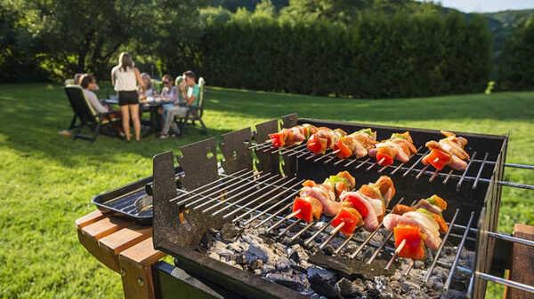 Meilleurs barbecues à charbon