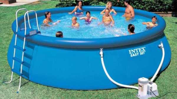 Meilleures piscines gonflables