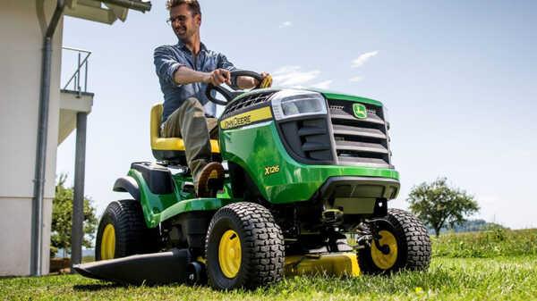 Meilleurs tracteurs tondeuse