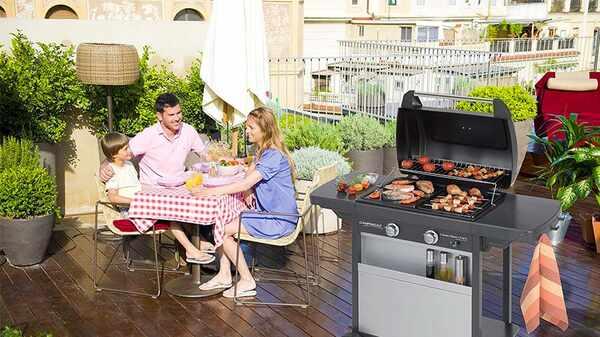 Barbecue à gaz Class 2 LX Vario Campingaz