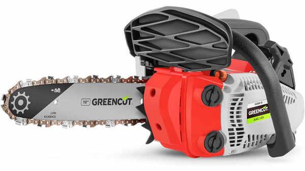 Tronçonneuse thermique filaire Greencut GS2500 10