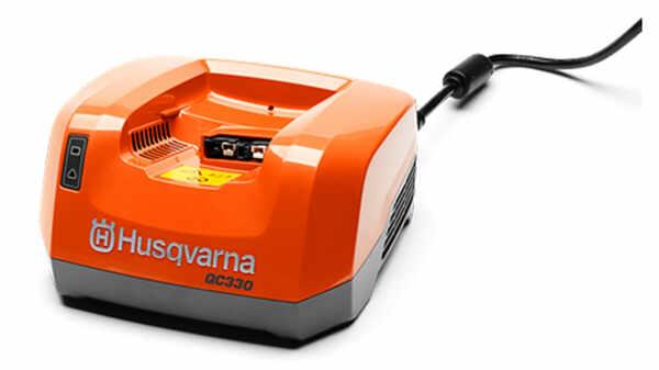 Chargeur de batterie rapide Husqvarna QC330