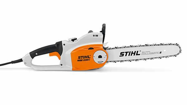 La tronçonneuse électrique MSE 230 C-B STIHL