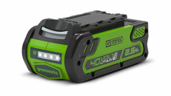 Batterie 40 V 2,5 Ah G40B25 2925807 Greenworks