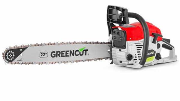 Test de la tronçonneuse thermique Greencut GS680X
