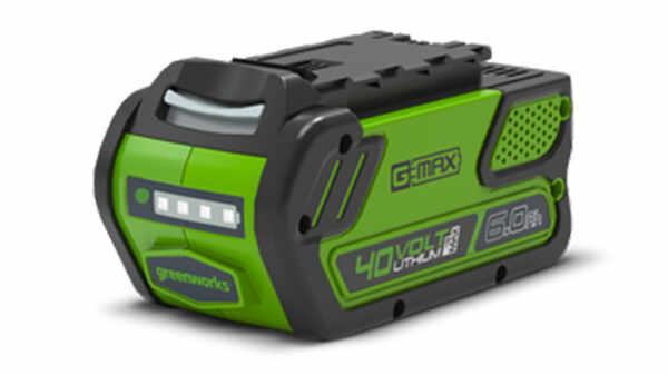 Batterie 40 V 6 Ah G40B6 2923307 Greenworks