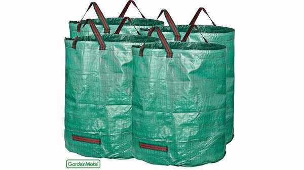 4 Sacs de déchets de jardin GardenMate prix pas cher