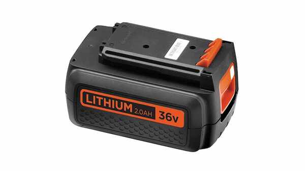 test et avis Batterie BLACK + DECKER 36 V 2,0 Ah BL20362
