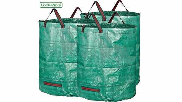 3 Sacs de déchets de jardin GardenMate prix pas cher