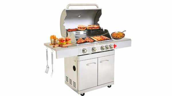 Barbecue gaz phénix GREADEN