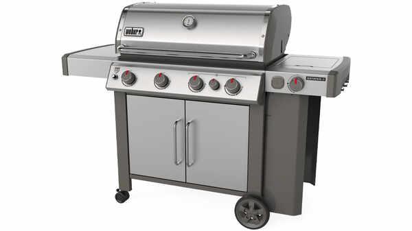 Barbecue à gaz Genesis II SP-435 GBS Weber