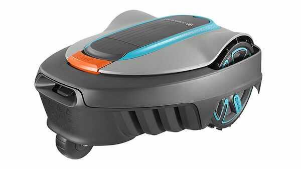 test et prix robot tondeuse Smart Sileno city 250 Gardena au meilleur prix