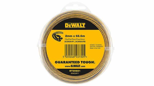 Test et avis bobine de recharge DT20651-QZ DEWALT pour coupe bordures
