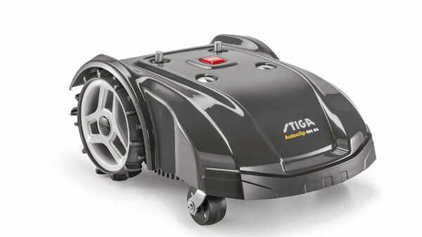 Test et avis de la tondeuse robot STIGA Autoclip 550 SG