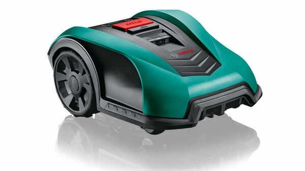 Test et avis de la tondeuse robot Indego 400 Connect Bosch pas cher