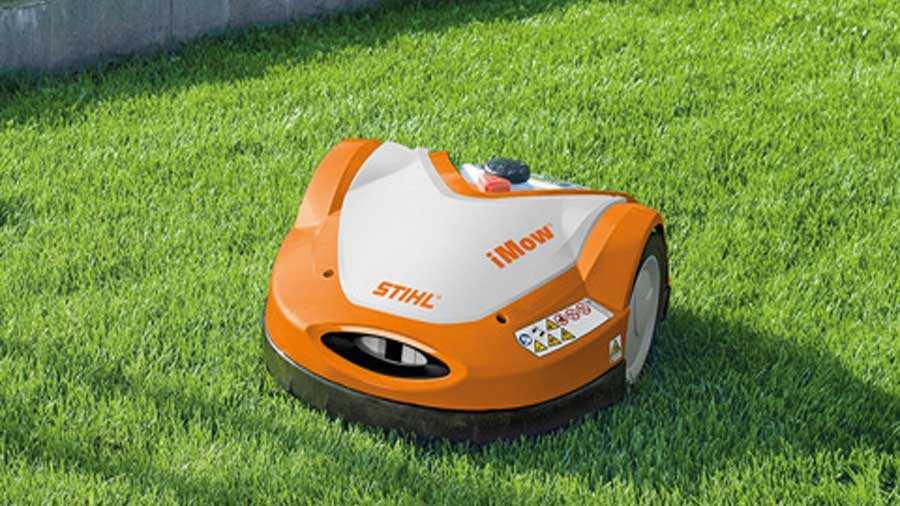 Robot tondeuse STIHL RMI 632 série 6 iMOW