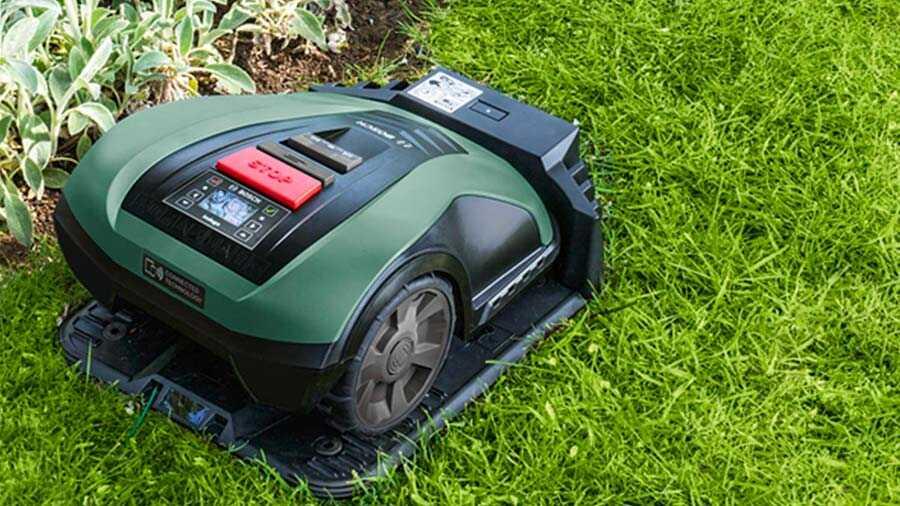 Tondeuse robot Indego M 700 Bosch