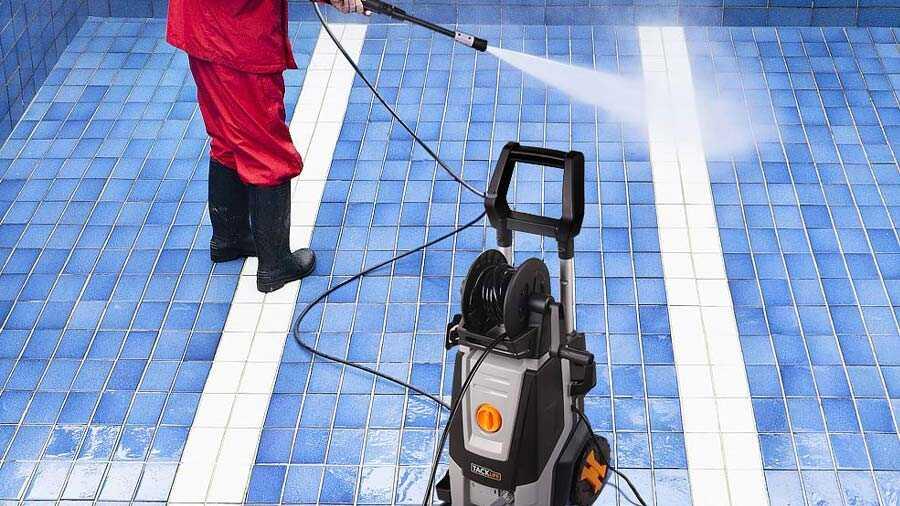 Nettoyeur haute-pression PPW002R-2000E Tacklife