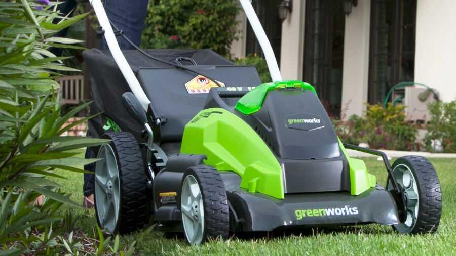 Tondeuse G40lm45k4 GREENWORKS