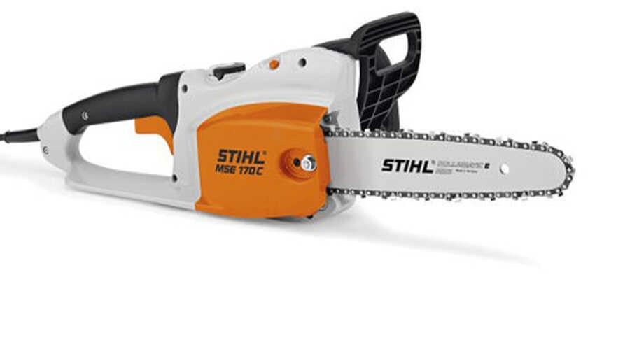 La tronçonneuse électrique MSE 170 C-B STIHL