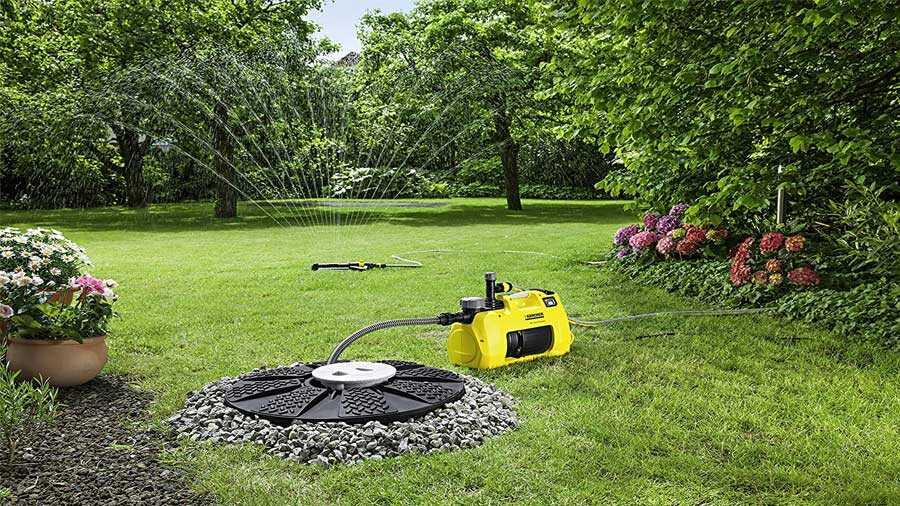 Pompe automatique BP 3 Home 16453650 Kärcher