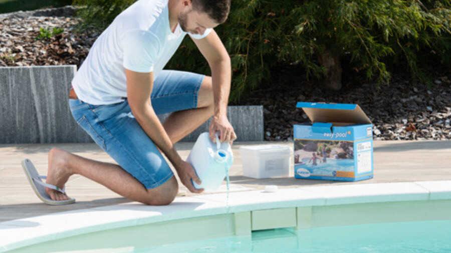 Choisir les meilleurs produits d'entretien de piscine